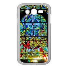 Church Church Window Window Samsung Galaxy Grand Duos I9082 Case (white)
