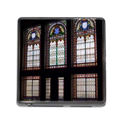 Stained Glass Window Krotoszyn Memory Card Reader (square 5 Slot)