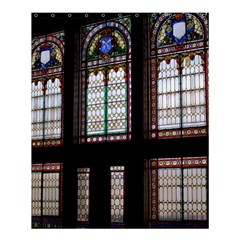 Stained Glass Window Krotoszyn Shower Curtain 60  X 72  (medium)