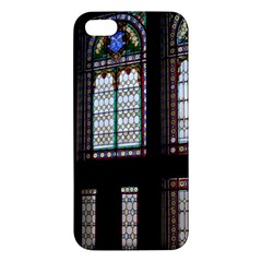 Stained Glass Window Krotoszyn Iphone 5s/ Se Premium Hardshell Case