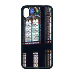 Stained Glass Window Krotoszyn Apple Iphone Xr Seamless Case (black)