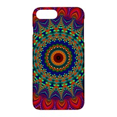Kaleidoscope Mandala Pattern Apple Iphone 7 Plus Hardshell Case