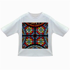 Stained Glass Window Colorful Color Infant/toddler T Shirts