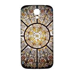 Stained Glass Window Glass Ceiling Samsung Galaxy S4 I9500/i9505  Hardshell Back Case