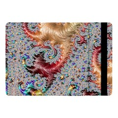 Fractal Artwork Design Pattern Apple Ipad Pro 10 5   Flip Case