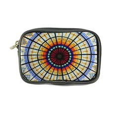 Background Stained Glass Window Coin Purse