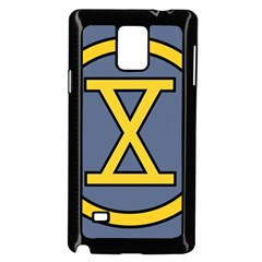 United States Army 10th Infantry Division Insignia Samsung Galaxy Note 4 Case (black)