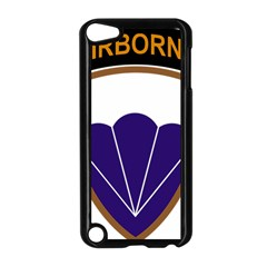 United States Army 6th Airborne Division Insignia Apple Ipod Touch 5 Case (black) by abbeyz71