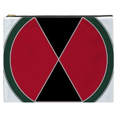 United States Army 7th Infantry Division Combat Service Identification Badge Cosmetic Bag (xxxl)