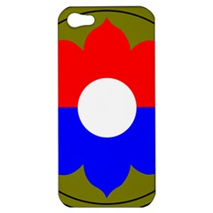 United States Army 9th Infantry Division Shoulder Sleeve Insignia Apple Iphone 5 Hardshell Case