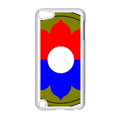 United States Army 9th Infantry Division Shoulder Sleeve Insignia Apple Ipod Touch 5 Case (white)