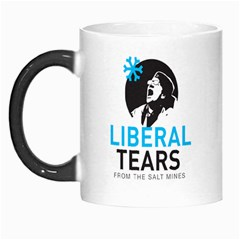 Liberal Tears Special Funny Mug With Supplement Facts Morph Mug