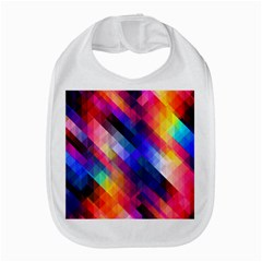 Abstract Background Colorful Bib by Alisyart