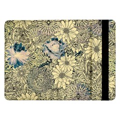 Abstract Art Botanical Samsung Galaxy Tab Pro 12 2  Flip Case