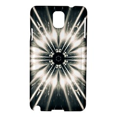 Abstract Fractal Space Samsung Galaxy Note 3 N9005 Hardshell Case