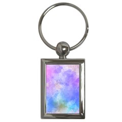 Background Abstract Purple Watercolor Key Chains (rectangle)  by Alisyart
