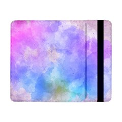 Background Abstract Purple Watercolor Samsung Galaxy Tab Pro 8 4  Flip Case by Alisyart
