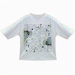 Butterfly Flower Infant/toddler T Shirts