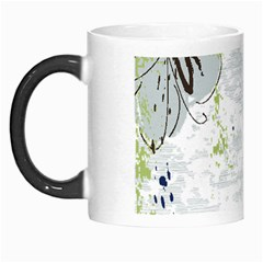 Butterfly Flower Morph Mugs by Alisyart