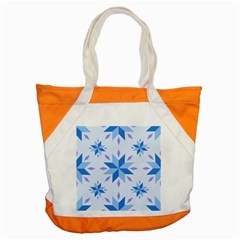Dutch Star Snowflake Holland Accent Tote Bag