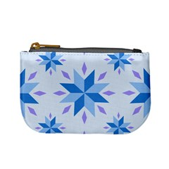 Dutch Star Snowflake Holland Mini Coin Purse