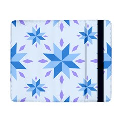 Dutch Star Snowflake Holland Samsung Galaxy Tab Pro 8 4  Flip Case by Alisyart