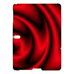 Background Red Color Swirl Samsung Galaxy Tab S (10 5 ) Hardshell Case