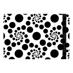 Dot Dots Round Black And White Apple Ipad 9 7