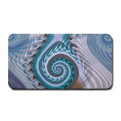 Spiral Fractal Swirl Whirlpool Medium Bar Mats by Pakrebo
