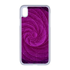 Background Scrapbooking Abstract Apple Iphone Xr Seamless Case (white)