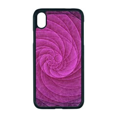 Background Scrapbooking Abstract Apple Iphone Xr Seamless Case (black)