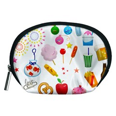 Summer Fair Food Goldfish Accessory Pouch (medium)