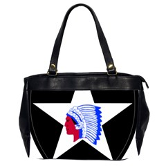 United States Army 2nd Infantry Division Shoulder Sleeve Insignia Oversize Office Handbag (2 Sides) by abbeyz71