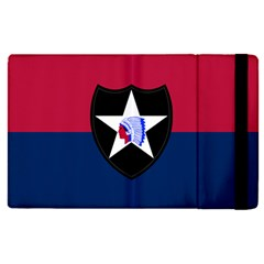 Flag Of United States Army 2nd Infantry Division Ipad Mini 4