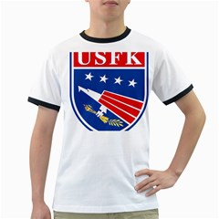 Logo Of United States Forces Korea Ringer T