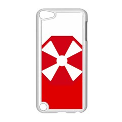 Flag Of The 8th United States Army Apple Ipod Touch 5 Case (white)