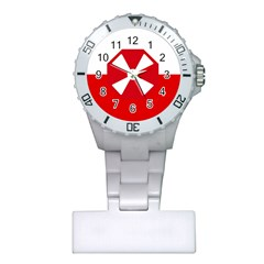 Flag Of The 8th United States Army Plastic Nurses Watch