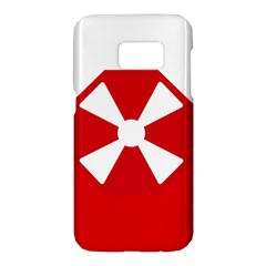 Flag Of The 8th United States Army Samsung Galaxy S7 Hardshell Case