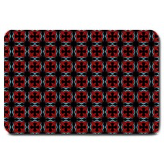 Pattern Design Artistic Decor Large Doormat