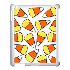 Candy Corn Halloween Candy Candies Apple Ipad 3/4 Case (white)