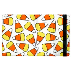 Candy Corn Halloween Candy Candies Apple Ipad Pro 9 7   Flip Case