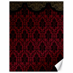 Scrapbook Background Curtain Swag Canvas 18  X 24