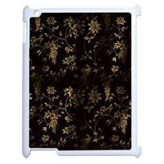 Scrapbook Background Wall Wallpaper Apple Ipad 2 Case (white)