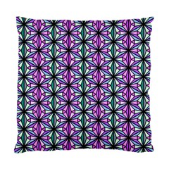 Geometric Patterns Triangle Standard Cushion Case (one Side) by Alisyart