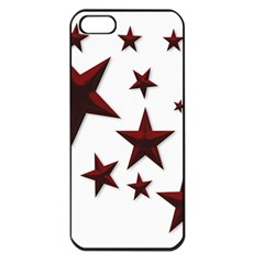 Free Stars Apple Iphone 5 Seamless Case (black) by Alisyart