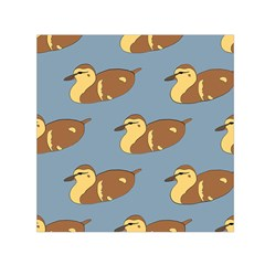 Farm Agriculture Pet Furry Bird Small Satin Scarf (square) by Alisyart