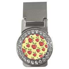 Healthy Apple Fruit Money Clips (cz)