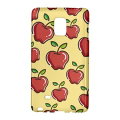 Healthy Apple Fruit Samsung Galaxy Note Edge Hardshell Case