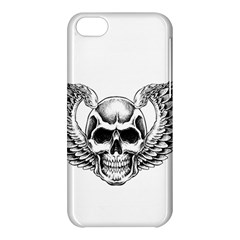 Human Skull Symbolism Apple Iphone 5c Hardshell Case
