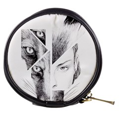 Wolf Girl Mini Makeup Bag